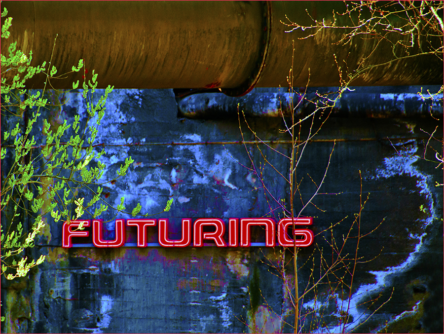 FUTURING – Kunst von Eva&Adele