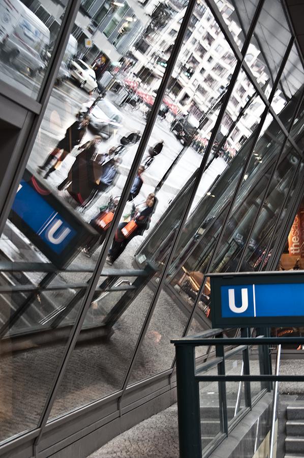 U-Bahnhof-Friedrichstraße