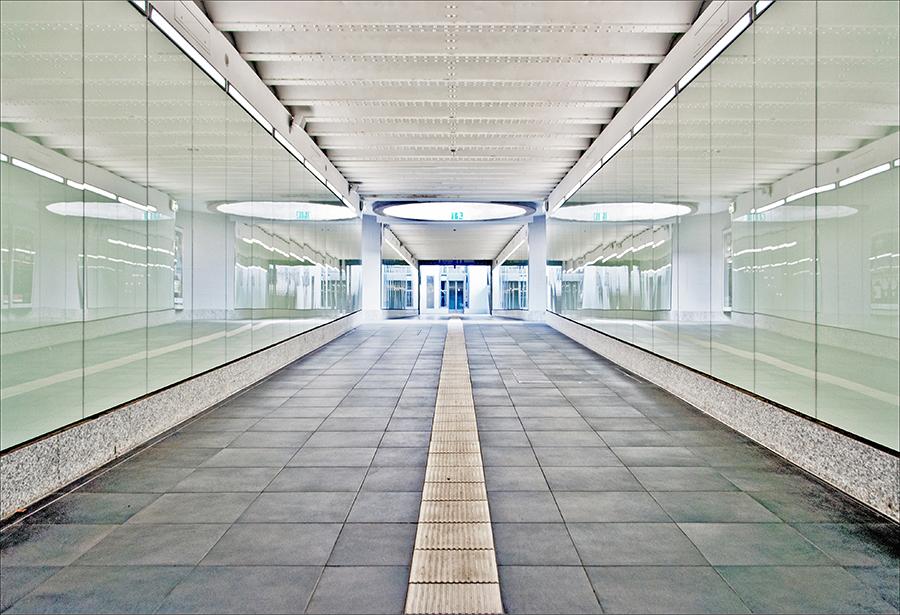 Unterführung Hauptbahnhof Saarbrücken