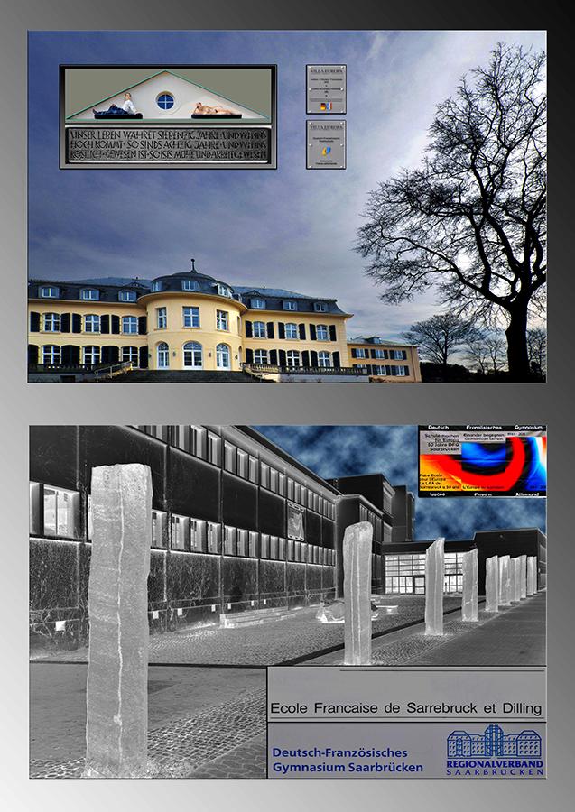 Villa Europa – Deutsch-Französisches Gymnasium