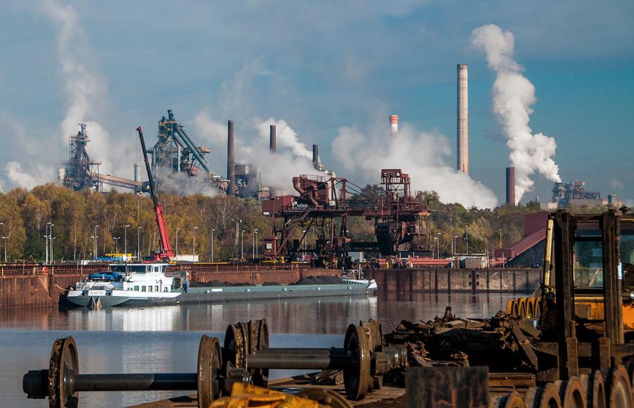 Hafen Dillingen-Saar