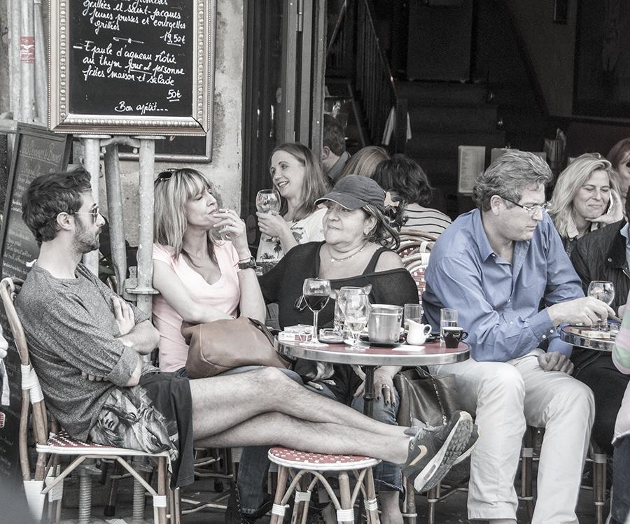 im Bistro – Paris